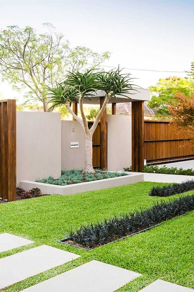 Attractive For Modern Landscaping, Use Non Flowering Plants With Leaves In Varying  Shades Of Green
