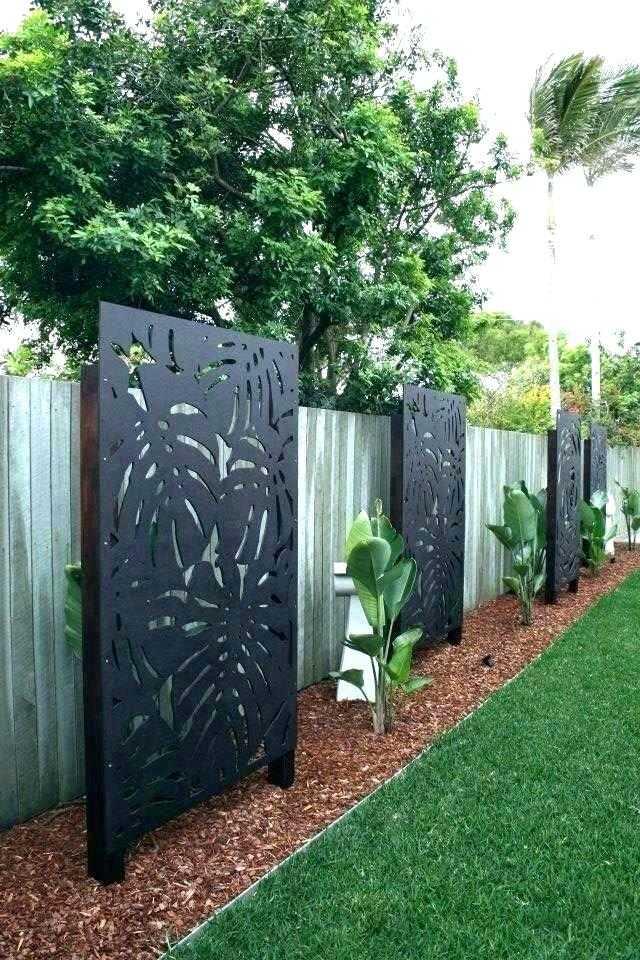 30 Backyard & Garden Fence Decor Ideas - Page 11 of 28 ...
