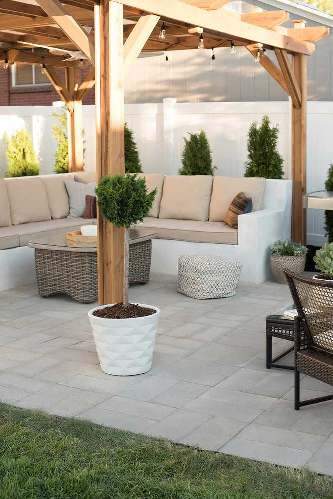 Take a look at these amazing backyard seating ideas.