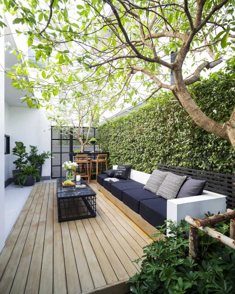 30 Perfect Small Backyard & Garden Design Ideas - Page 5 ... on Small Outdoor Patio Ideas id=52196