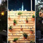 Backyard Lighting Decorating Ideas & Designs