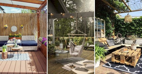 Brilliant Patio Design Ideas That Will Amaze