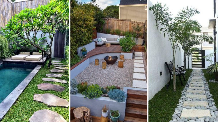 Perfect Small Backyard & Garden Design Ideas