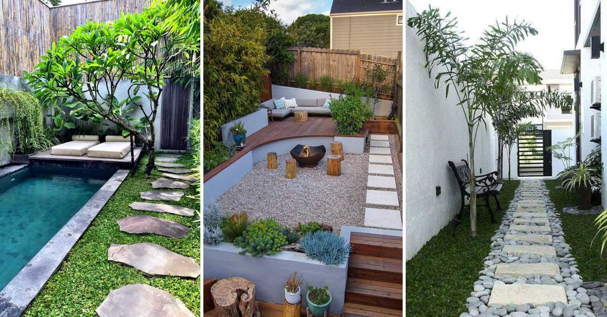 30 Perfect Small Backyard & Garden Design Ideas - Page 22 ... on Small Backyard Layout id=97712