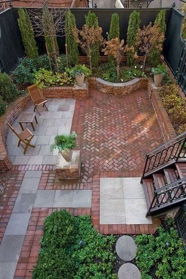 backyard landscaping ideas on a budget25