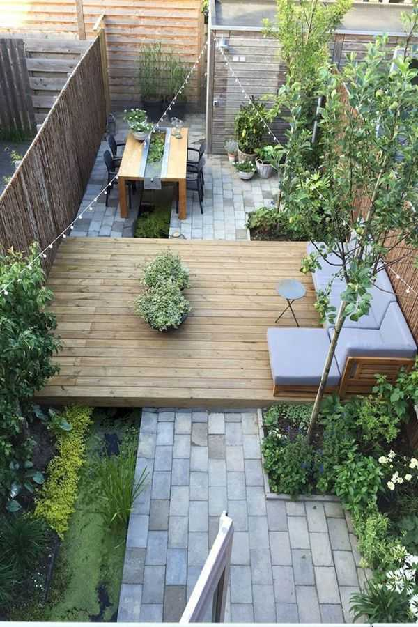 30 Amazing Small Backyard Landscaping Ideas That Will