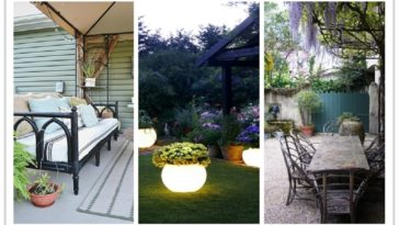 Backyard Landscaping Layout DesignIdeas