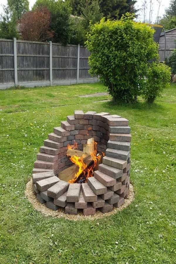 DIY Fire Pit Ideas2