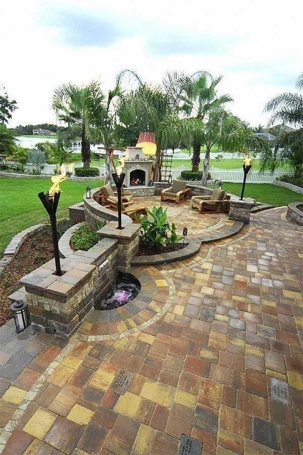 DIY Fire Pit Ideas27