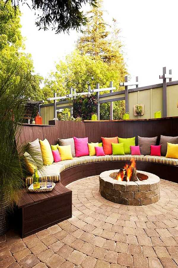DIY Fire Pit Ideas4