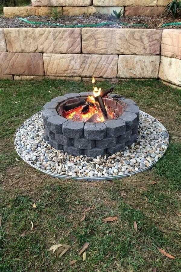 DIY Fire Pit Ideas5