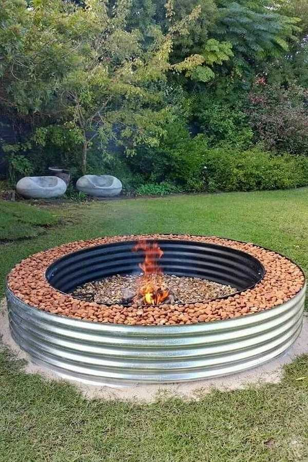 DIY Fire Pit Ideas8