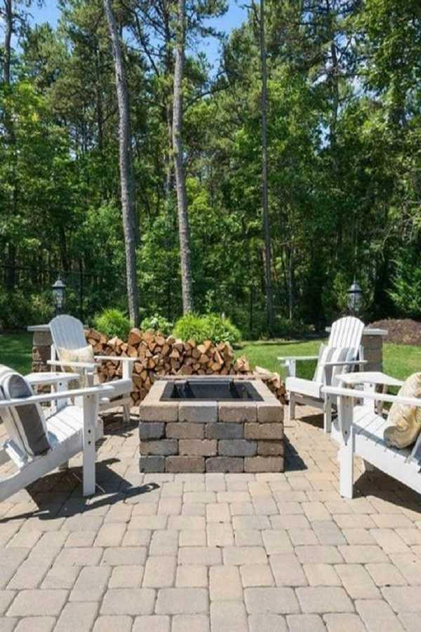 DIY Fire Pit Ideas9