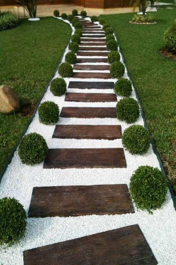 Cheap walkway ideas1