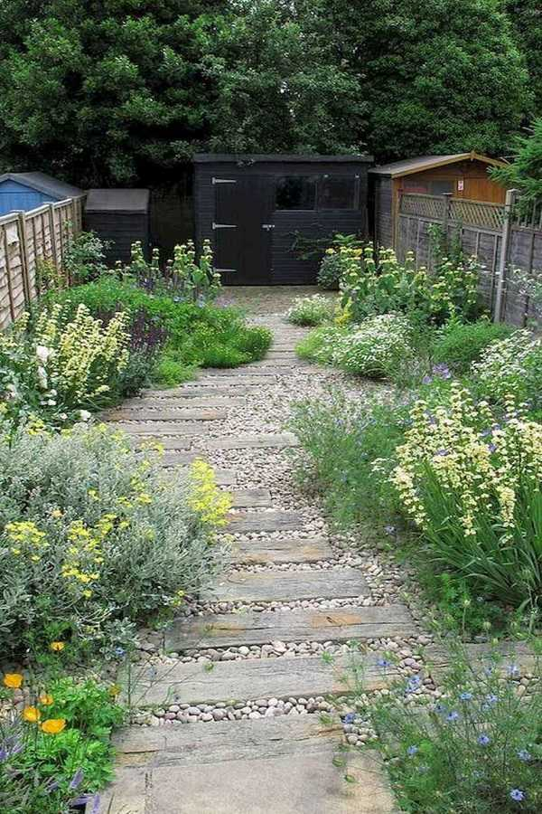 Cheap walkway ideas17