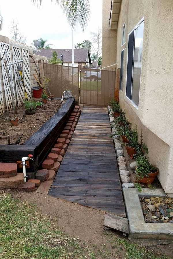 30 Great Cheap Walkway Ideas