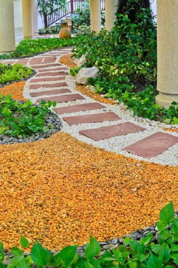 Cheap walkway ideas5