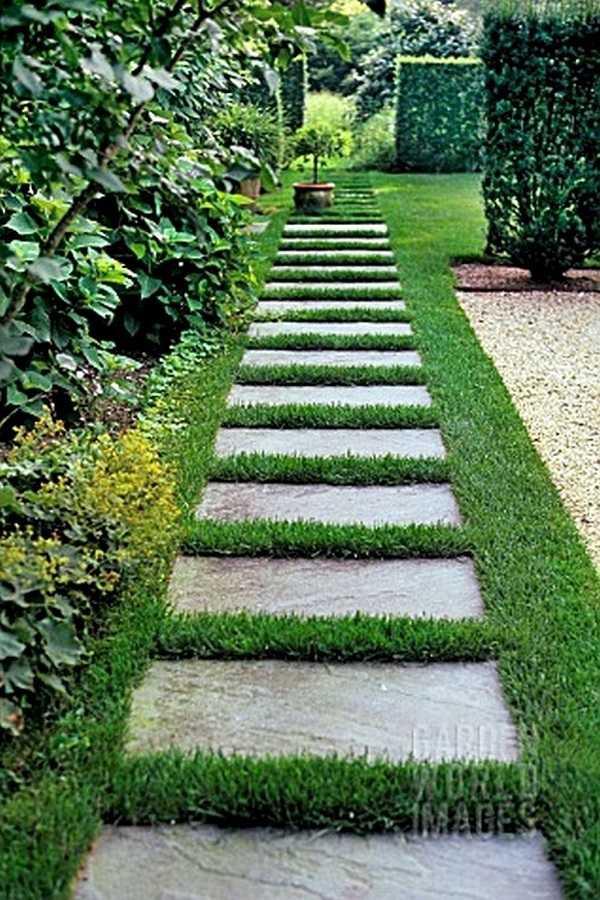 Cheap walkway ideas6