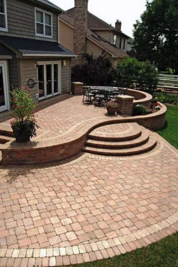 Pergola landscaping Design Ideas15