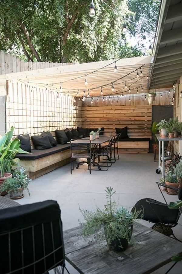 Pergola landscaping Design Ideas2