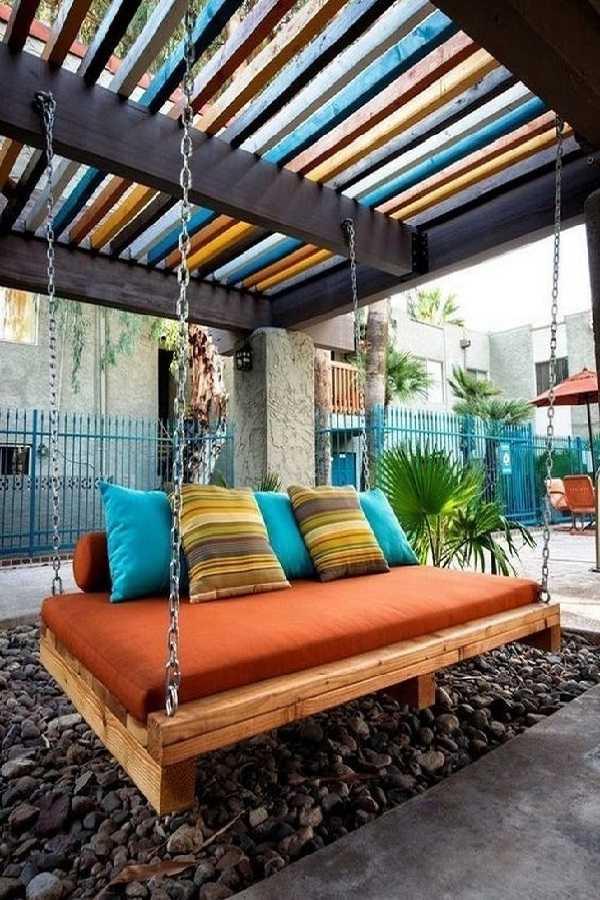 Pergola landscaping Design Ideas20