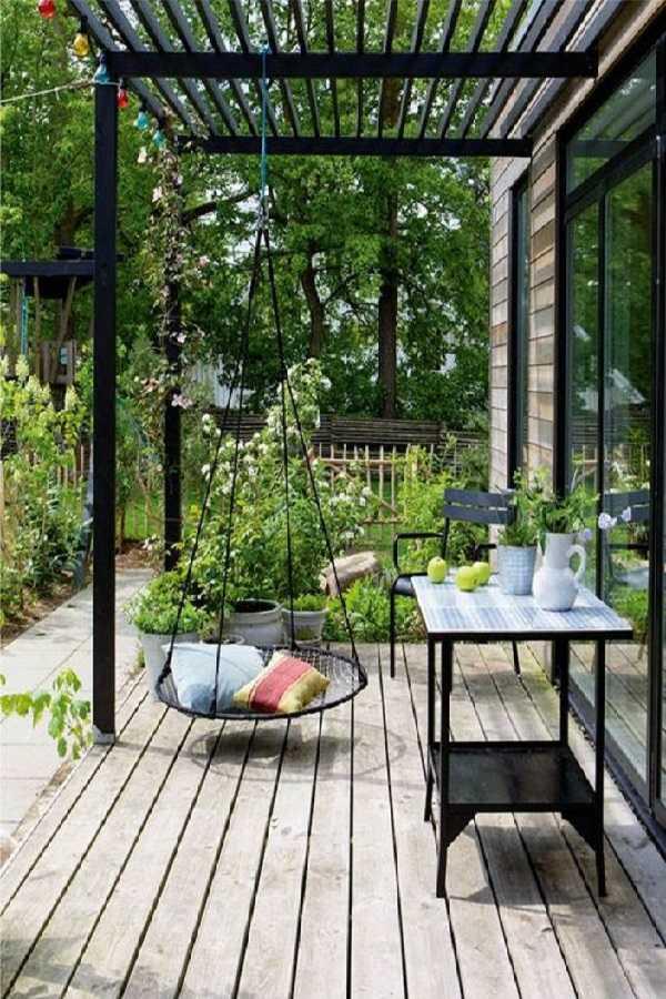 Pergola landscaping Design Ideas25