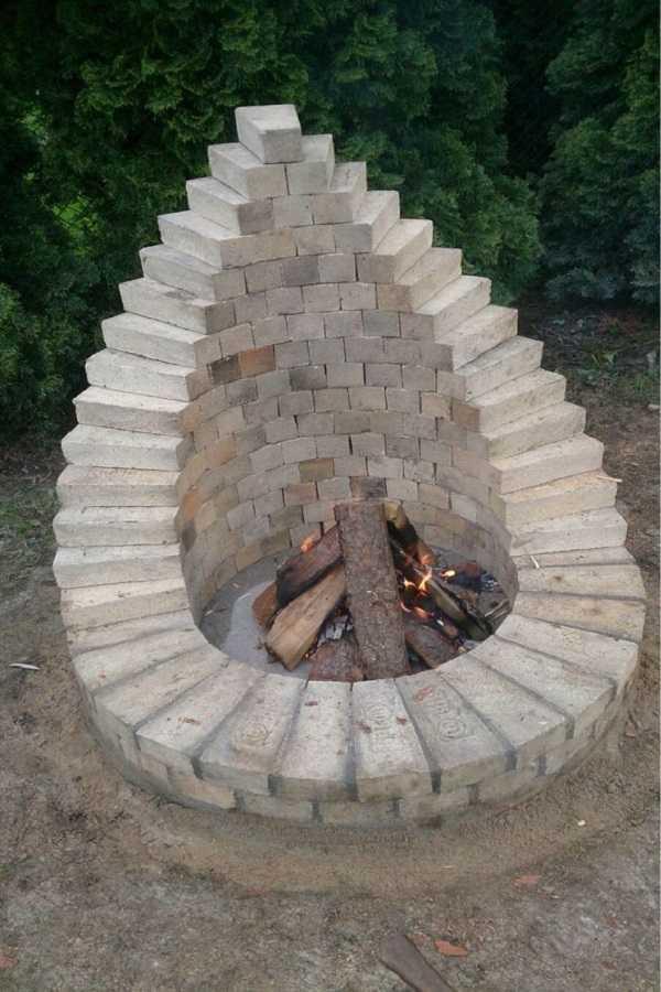 cheap Fire Pit Ideas13