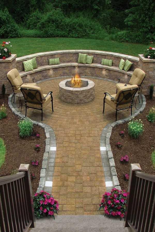 cheap Fire Pit Ideas15