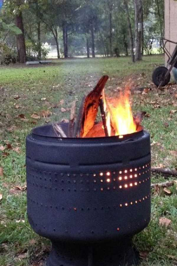 cheap Fire Pit Ideas16