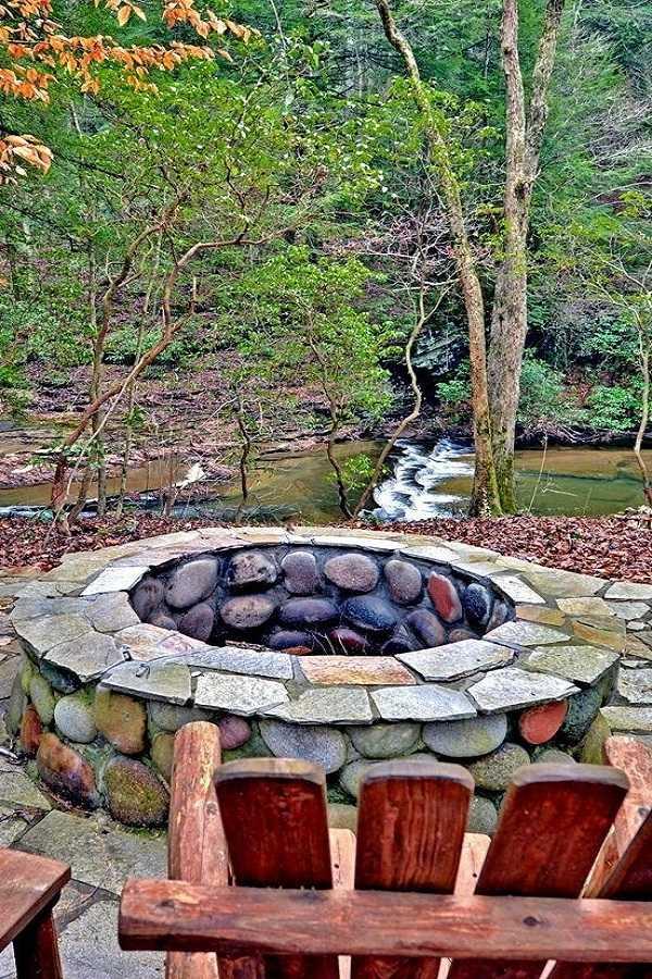 cheap Fire Pit Ideas17