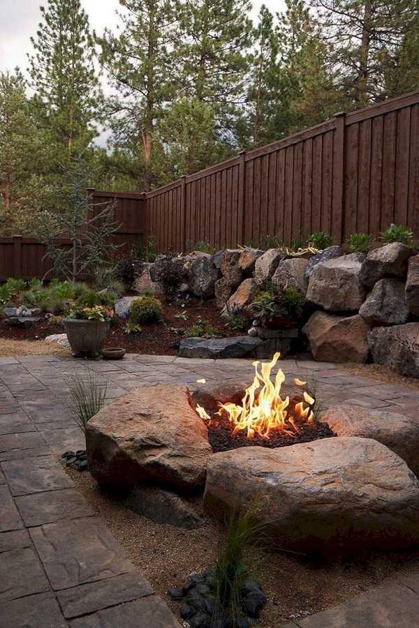 cheap Fire Pit Ideas18