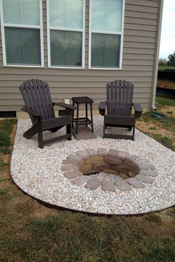 cheap Fire Pit Ideas21