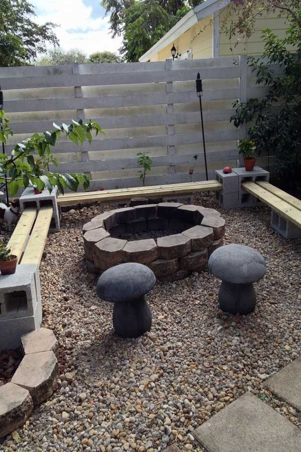 cheap Fire Pit Ideas27