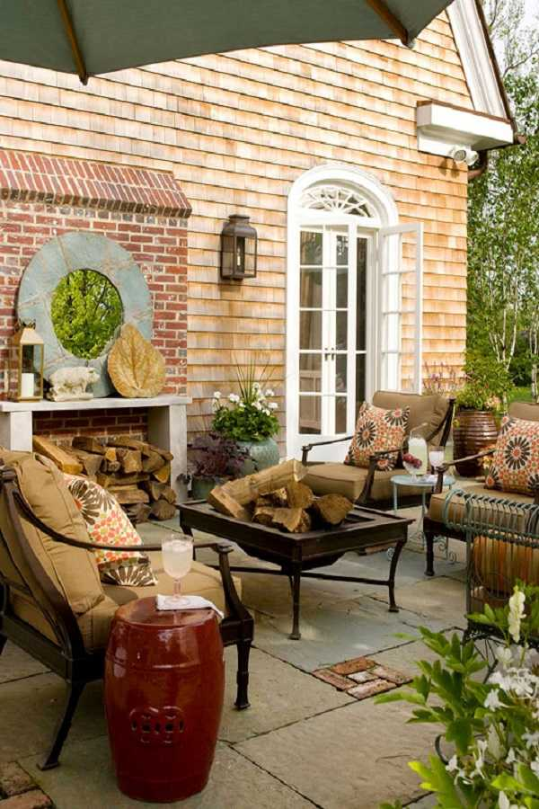 cheap Fire Pit Ideas30