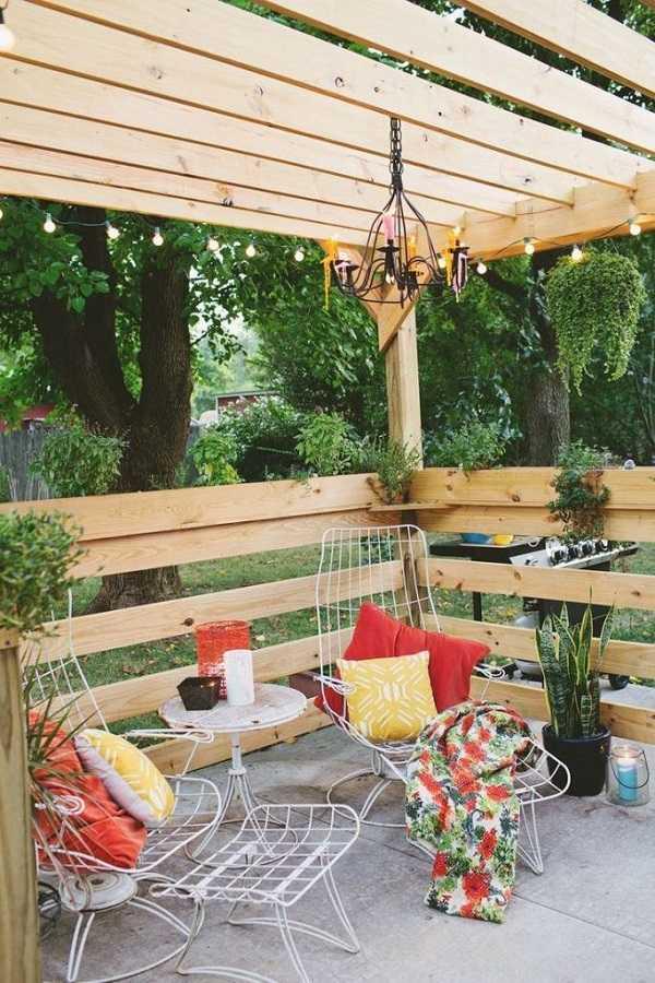 outdoor room Pergola Design Ideas2
