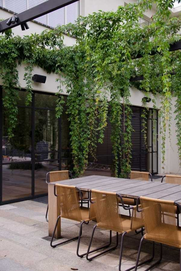 outdoor room Pergola Design Ideas21