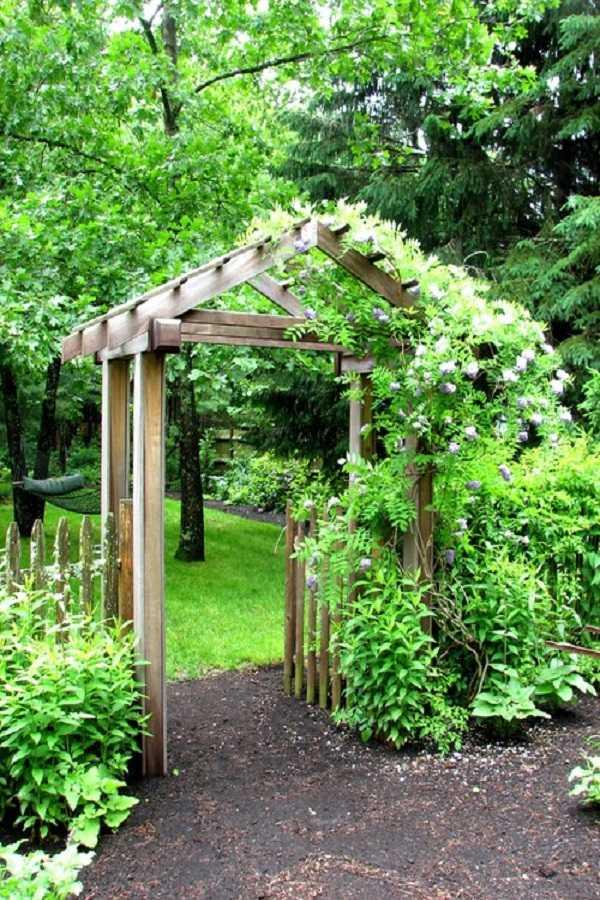 outdoor room Pergola Design Ideas28