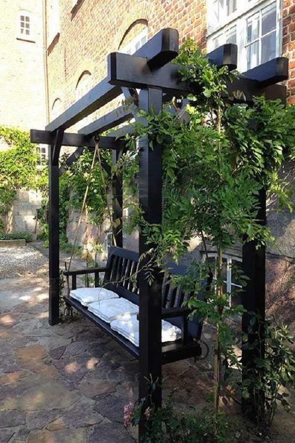 outdoor room Pergola Design Ideas3