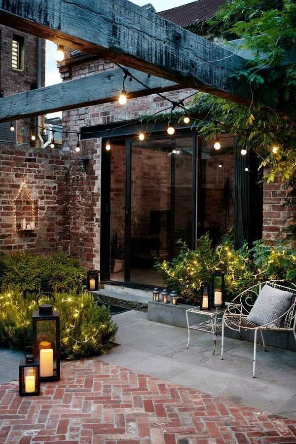 outdoor room Pergola Design Ideas6