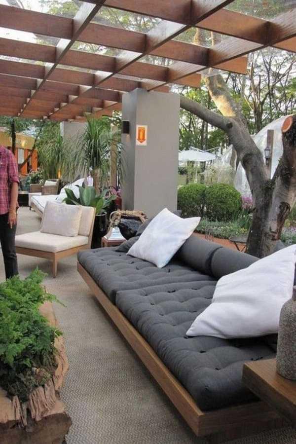 outdoor room Pergola Design Ideas8