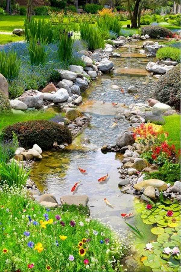 rain garden design ideas12