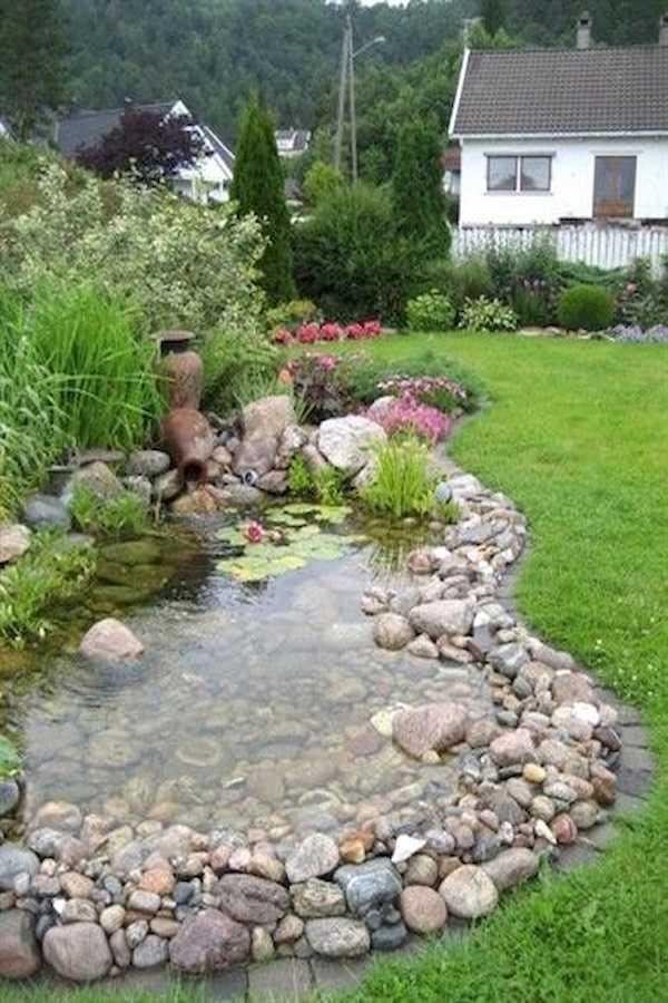 rain garden design ideas13