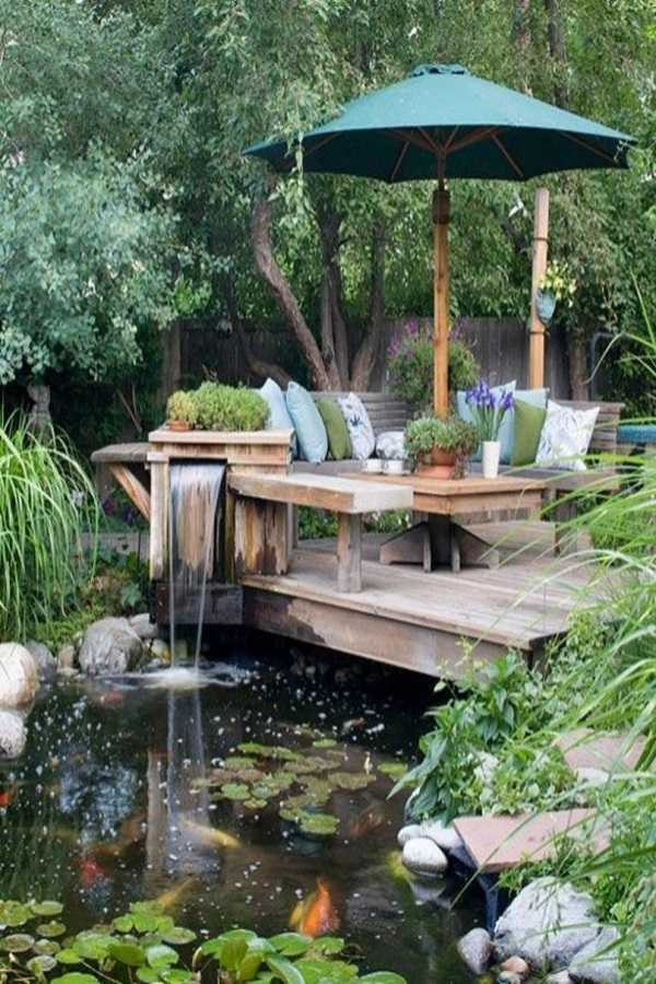 rain garden design ideas24