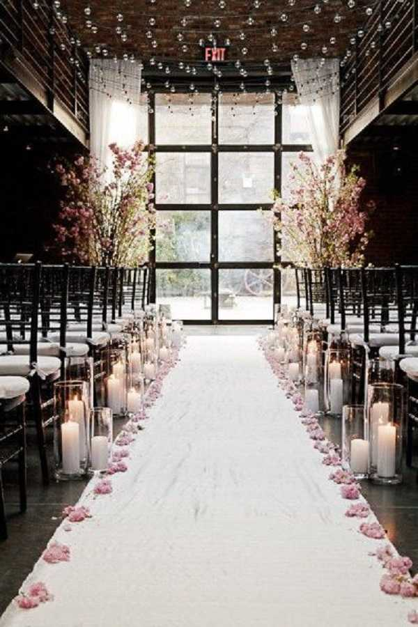 wedding walkway ideas25