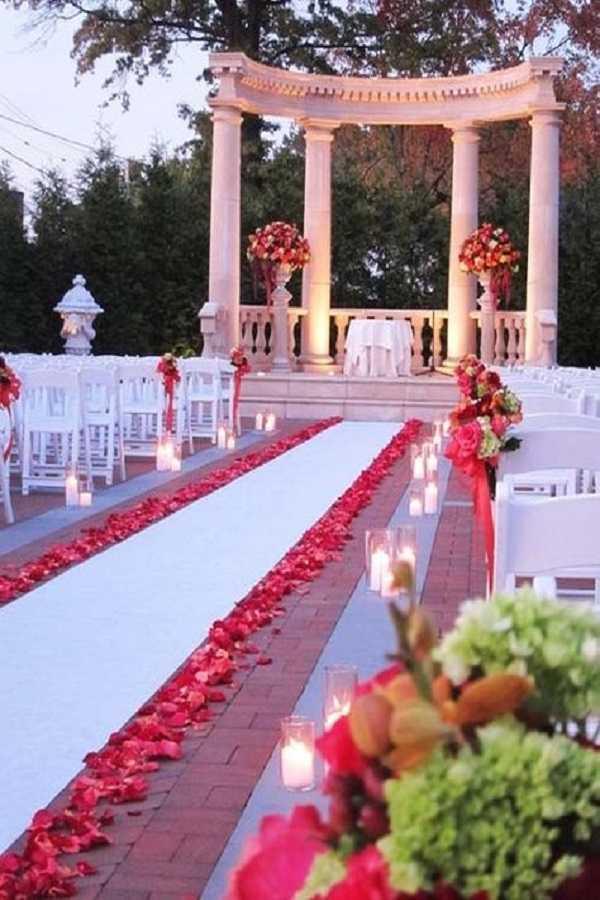 wedding walkway ideas29